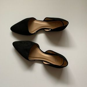 A New Day Pointed Flats size 9